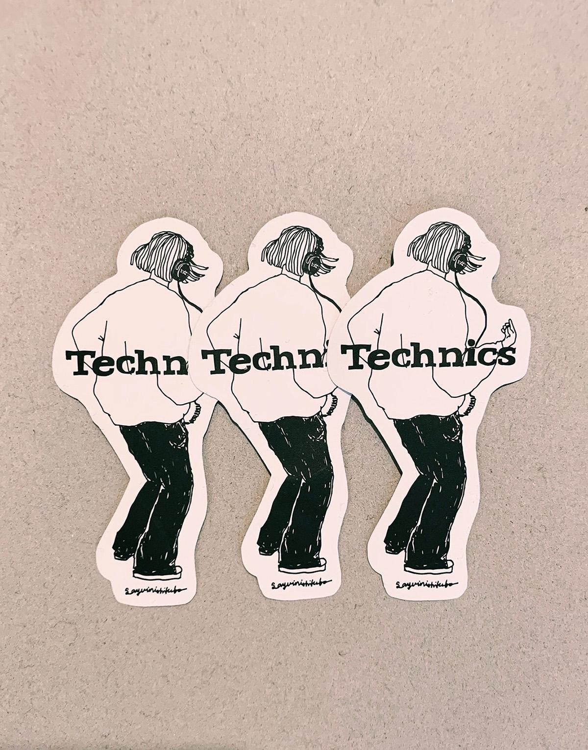 Technics DJ2000